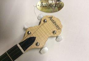 Banjo - Ashbury - Tenor