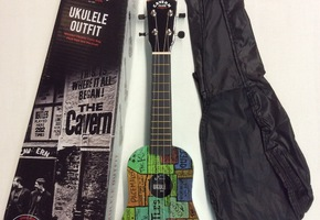Ukelele - The Cavern Club London - Wall