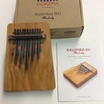 Kalimba - Hokema B11