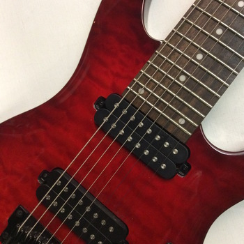 OUTLET - Ibanez S8QM - 8string
