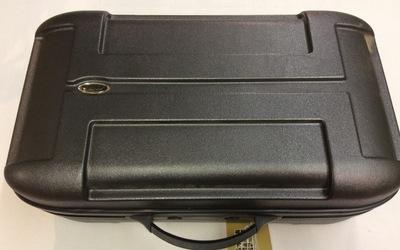 Trompet Stagg met koffer
