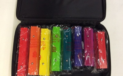 Rainbow Sound Tubes