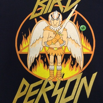 Rick and Morty - Bird Person