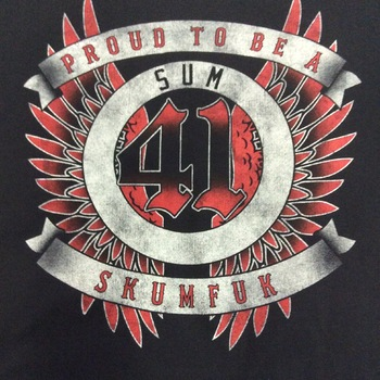 Sum 41 - Proud to be a Skumfuk