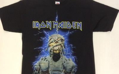 Iron Maiden - Powerslave Mummy
