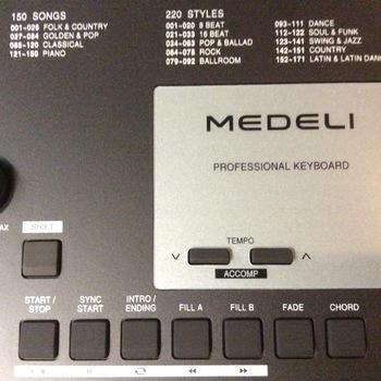 Medeli M331