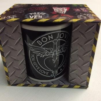Mug - Bon Jovi