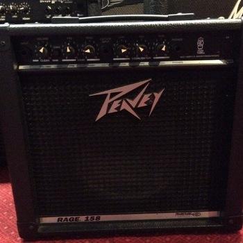 Peavey gitaarversterker Rage 158 TransTube