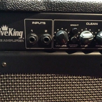 Peavey Valve King VK212