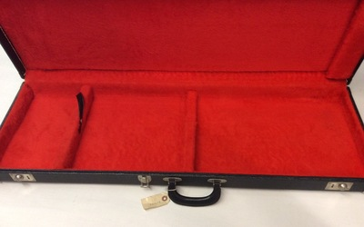 Aanbieding - Vintage Fender koffer