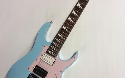 Elektrische gitaar Ibanez schaal 3/4 Ltd edition
