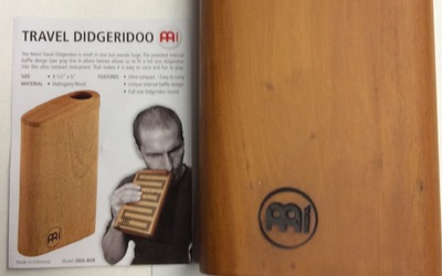 Travel Didgeridoo