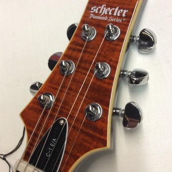 OUTLET - Schecter C1 E/A Hollowbody + Piezo