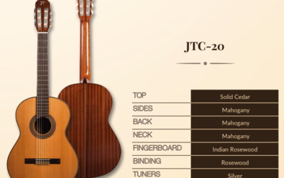 OUTLET - José Torres JTC-20