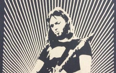 David Gilmour -Live
