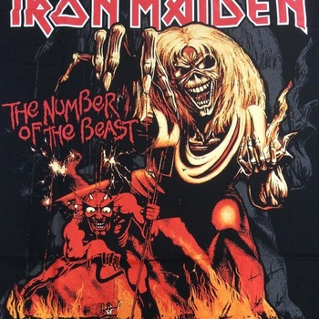 Iron Maiden - Number of the Bast