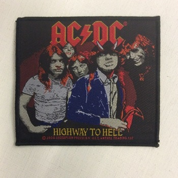 Patch - AC/DC -Highway to Hell