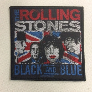 Patch - Rolling Stones, The - Black and Blue