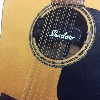 TWEEDEHANDS - Blueridge BR-60-12 met Shadow PU