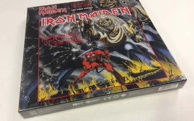 Puzzel - Iron Maiden - The number of the Beast