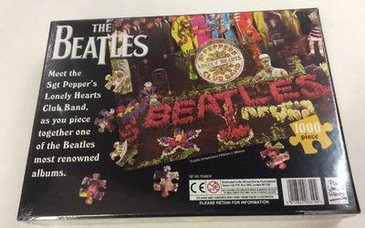 Puzzel - The Beatles