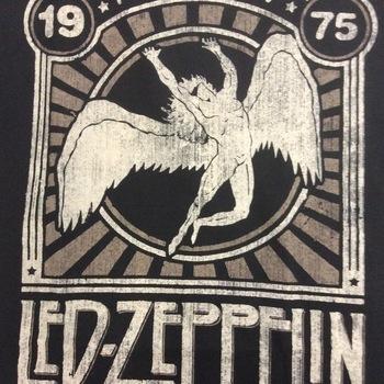Led Zeppelin - Madison Square Garden 1975