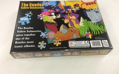 Puzzel - The Beatles - Yellow Submarine