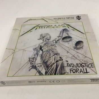 Puzzel - Metallica - And Justice For All