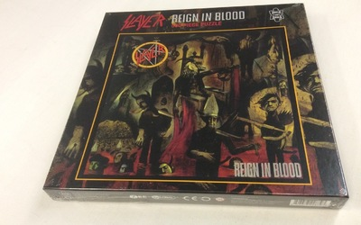 Puzzel - Slayer - Reign in Blood