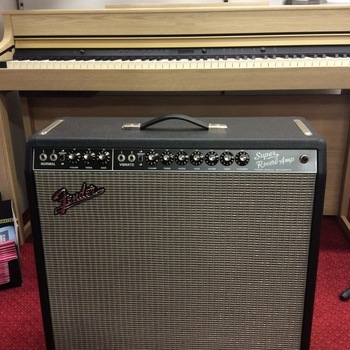 TWEEDEHANDS - Fender Super Reverb reissue 1965