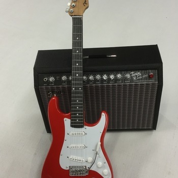 Miniatuurversterker - Fender Twin Reverb