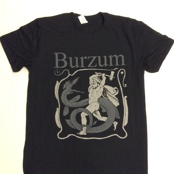 Burzum - Serpent Slayer