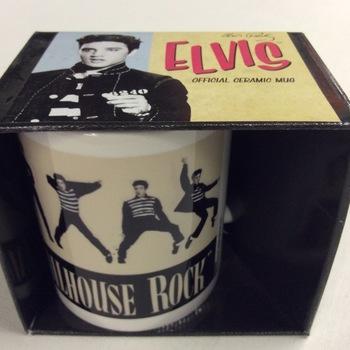 Mug - Elvis - Jailhouse Rock