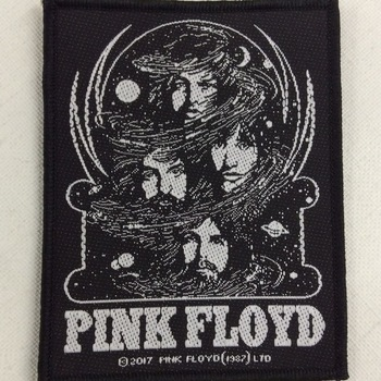Patch -Pink Floyd - Distressed Dark Side of the Moon