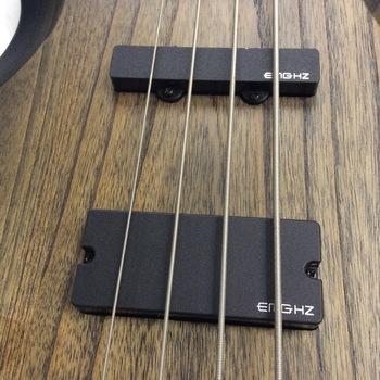 OUTLET - Schecter C4 Custom Bass Linkshandig