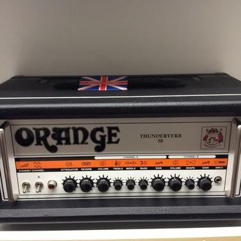 OUTLET - Orange Thunderverb 50
