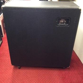 OUTLET - Diezel 4x12 Front-Loaded Cabinet
