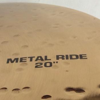 "OUTLET - Paistye Alpha Metal Ride 20"""