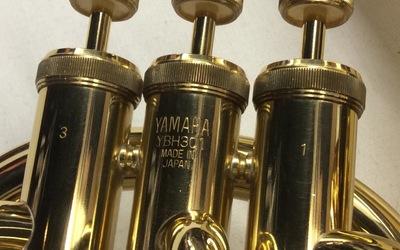 OUTLET - Yamaha YBH 301 Bb Bariton + koffer