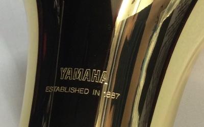 OUTLET - Yamaha YBM 301 Bb Bariton + koffer