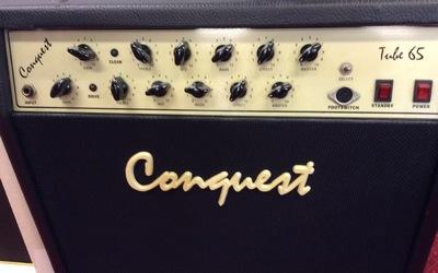 OUTLET - Conquest Tube 65 gitaarversterker