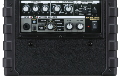 OUTLET - Roland Micro Cube Bass RX
