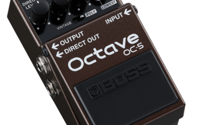 OUTLET - Boss OC-5