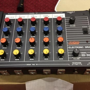 OUTLET - Digiplay ED-505SVintage Electronische drumset