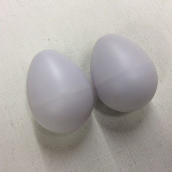 Set shaker eitjes - wit