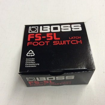 OUTLET - Boss FS-5L