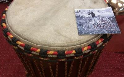 OUTLET - Djenbé Kangaba Diala met draagtas
