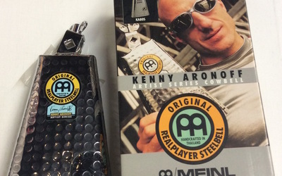OUTLET - Meinl Kenny Aronoff Koebel in Chroom