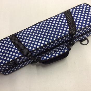 OUTLET - Koffer voor dwarsfluit met draagriem