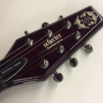 Schecter gitaren